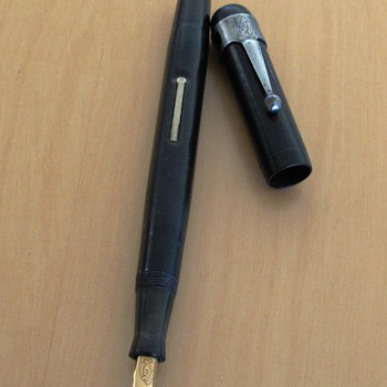 Kenrick Jefferson Fountain Pen - Pens