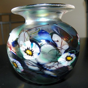 My newest piece of Art Glass - Art Glass