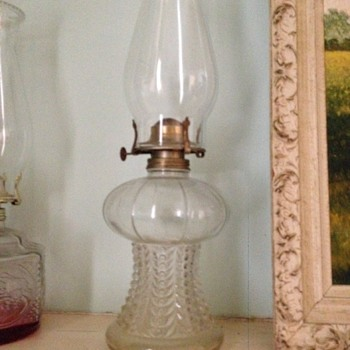 My Oil Lamps