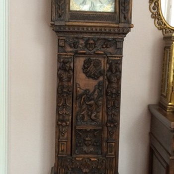 Musical Grandfather Clock  - Clocks