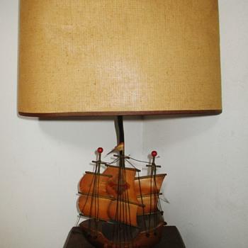 Vintage ship lamps - Lamps