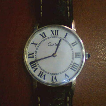 Cartier Vintage wrist Watch - Wristwatches
