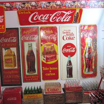 Trevor's Coca Cola Room Cont - Coca-Cola