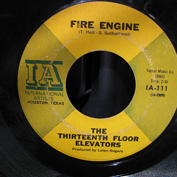 Thirteenth Floor Elevators