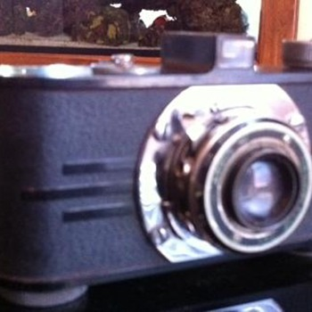 An old Argus Camera