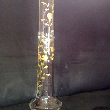 MOSER VASE - Art Glass
