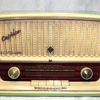 TELEFUNKEN 5051W Caprice Valve Radio