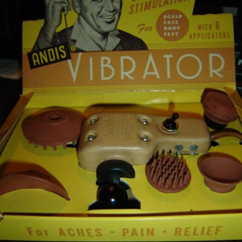 Andis Clipper Company Vibrator - Tools and Hardware
