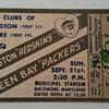 Need info on old ticket