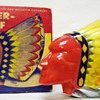 Super Chief Illuminated Hood Ornament With Box