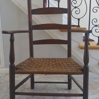 New Hampshire shaker chair - Furniture