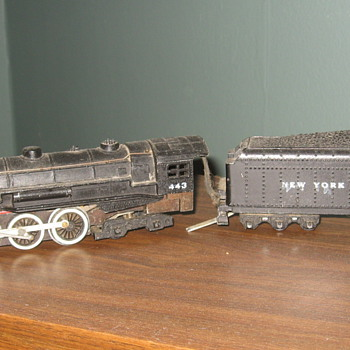 My Favorite Train - Model Trains