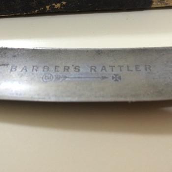Barber's Rattler - Accessories