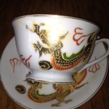 Golden Dragon - China and Dinnerware