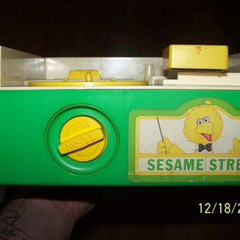 sesame street player