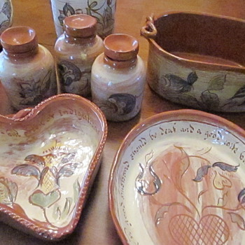 Pennsylvania Pottery 