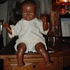 1970&#039;s Black Baby Doll...Uneeda Doll Co. Inc. 