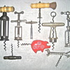 My Antique Corkscrews