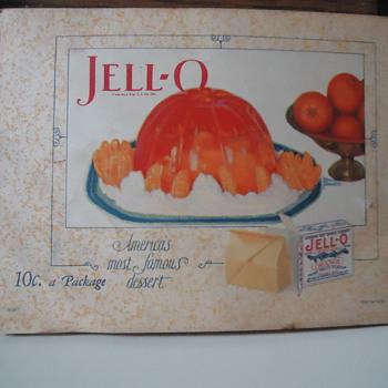 Jell-o...1927 Ad