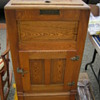 """Coldair"" Wooden Icebox from ""The Boston Store"""