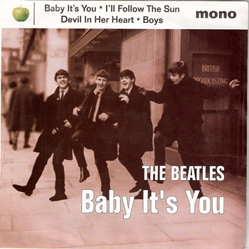 Beatles EP - Baby It's You - Mint Condition - Records