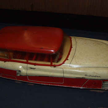 My old tin car