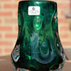 Nice Liskeard Nobbly vase