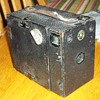 OLD ENSIGN  BOX CAMERA