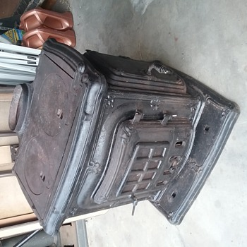 Help restore my stove, néed info on it