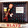 1964 Blatz Beer Motion Sign