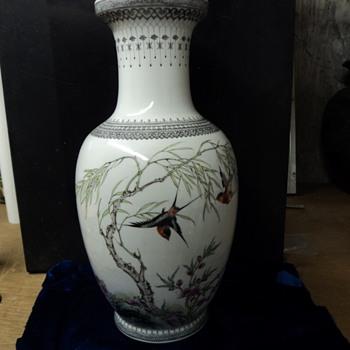 Orential Vase - Asian