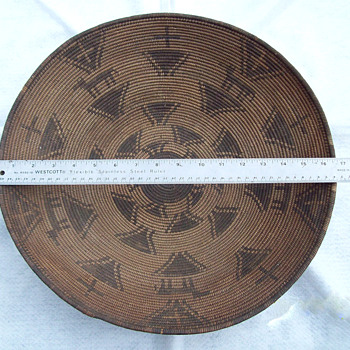 Apache Indian  Basket