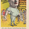 Trade Ad card for MUNTER'S  NULIFE INSTITUTE OF HEALTH, Artist Signed