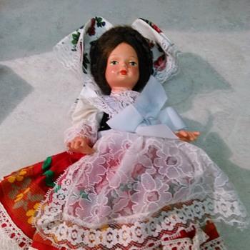 WESTO SOUVENIR DOLL - Dolls