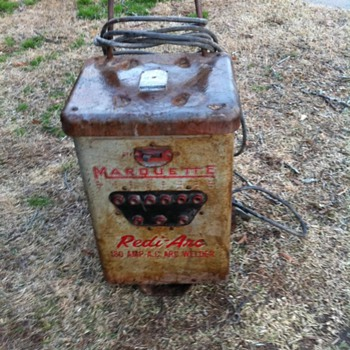 vintage welder - Tools and Hardware
