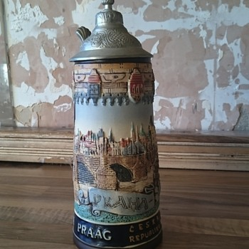 Beer stein information? Price? - Breweriana