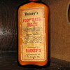 Rainey's Foot Bath Salts Full of Product in Amber Bottle St. Joesph, Missouri