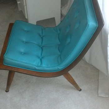 help identify this chair and its value - Furniture
