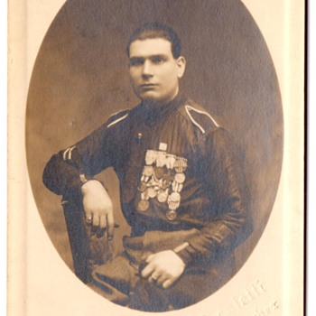 Giuseppe Tito, Italian Immigrant and Decorated WWI Veteran - Military and Wartime