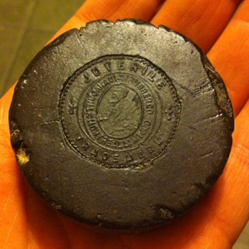 1800s Hockey Puck