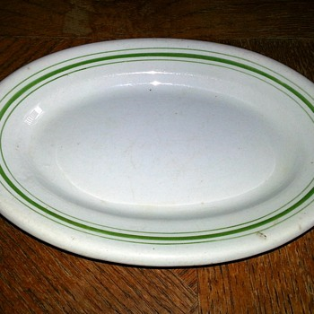 Vintage Hotel Plate/Platter - China and Dinnerware