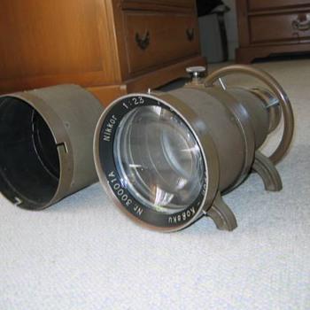 Rare Nikkor Lens