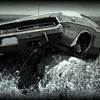 1971 - DODGE CHALLENGER CAR ( ummm....Accident )