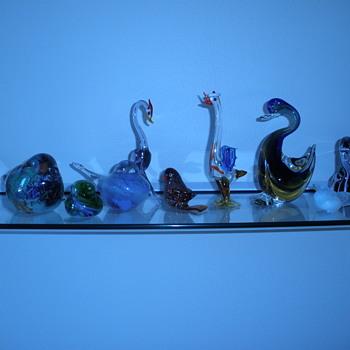 Avian assortment.