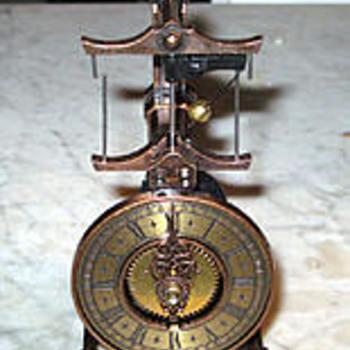Key for Flying Pendulum Clock - Clocks
