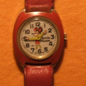 Merrie Mouse Wristwatch - Wristwatches