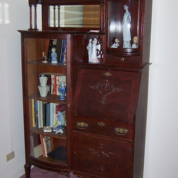 Grandma's Secretary Desk