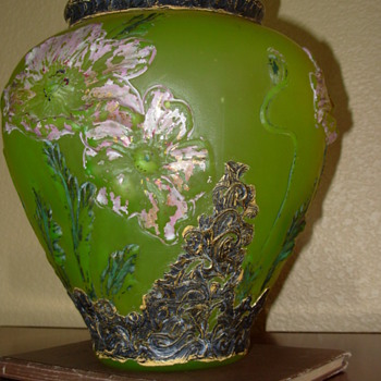 Cherished Heirloom Vase is a mystery - Glassware