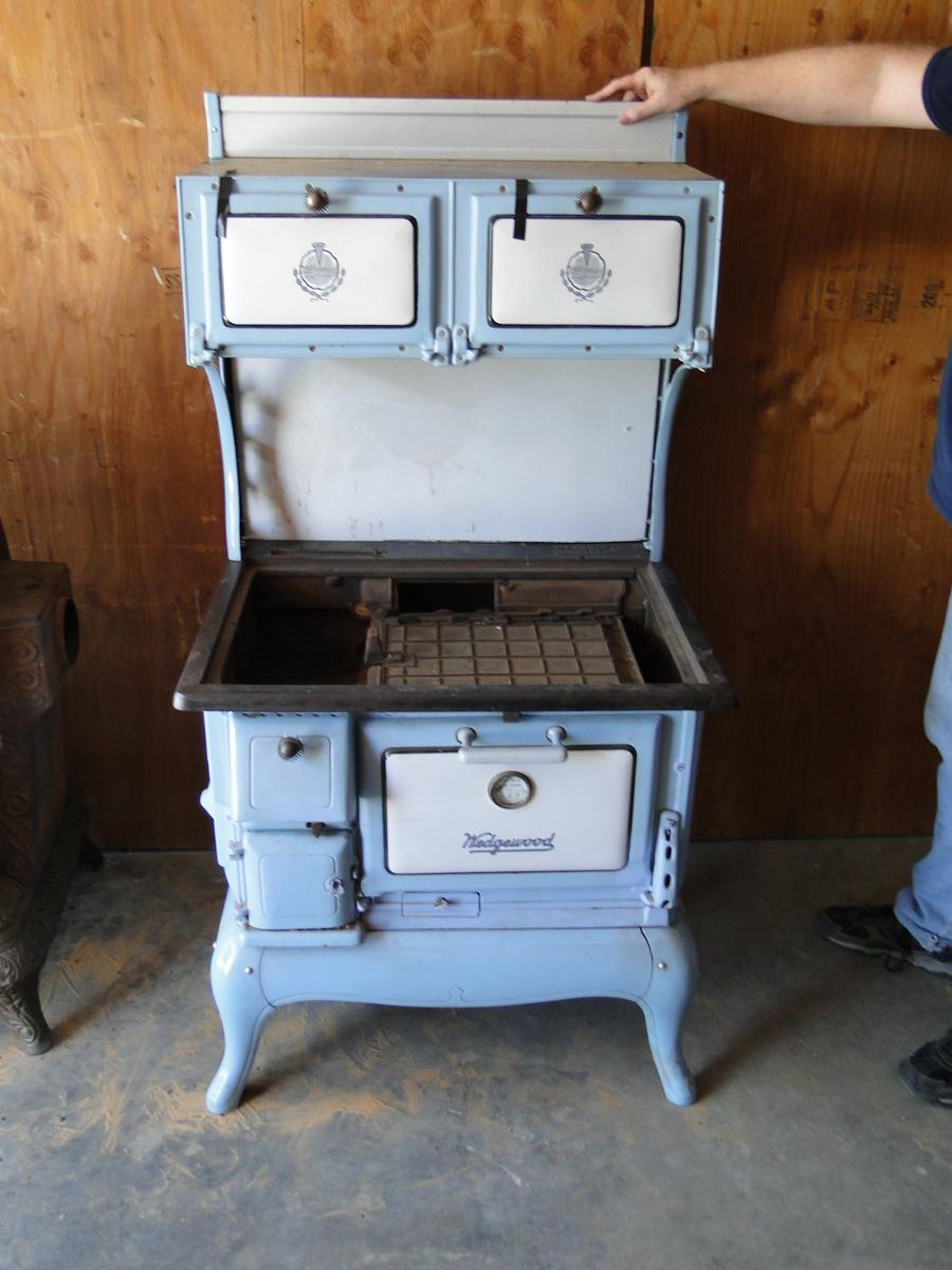 wedgewood wood cook stove collectors weekly