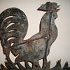 Antique Folk Art Rooster Weathervane Collection Jim Linderman
